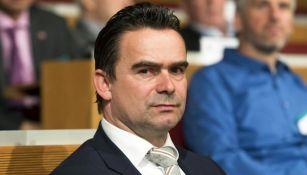 MarcOvermars, director deportivo del Ajax