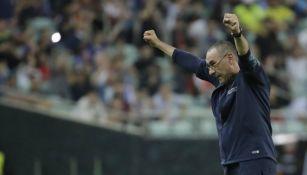 Maurizio Sarri, estratega bianconeri