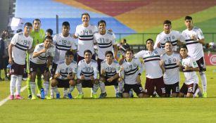 La Selección Mexicana Sub 17, tras vencer a Japón
