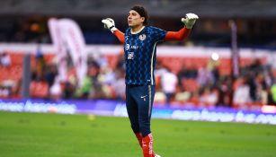 Memo Ochoa en el América contra Tigres