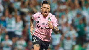 El Huevo Lozano fue una de las figuras del Apertura 2019