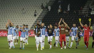 Los Rayados agradecen a la afición por el apoyo