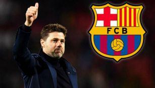 Pochettino, como técnico del Tottenham