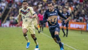 Sánchez y Mozo, durante un partido
