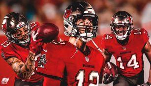 El seis veces ganador del Super Bowl con el uniforme de Tampa Bay