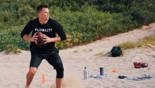 NFL: Tom Brady entrenó en Tampa con el hijo de Deion Sanders