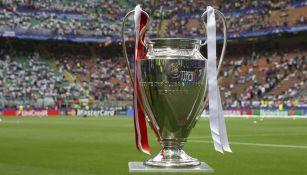 Así luce el trofeo de la Champions League