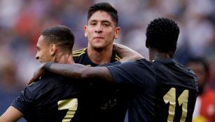 Edson Álvarez: Jugó 90 minutos en amistoso ante el Eintracht Frankfurt