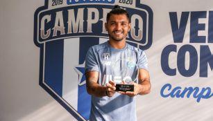 Tecatito Corona, MVP de la Liga de Portugal