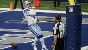 NFL: Dallas tuvo un regreso milagroso para vencer a Atlanta