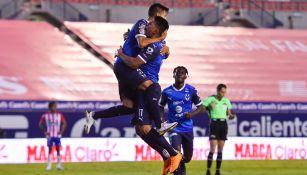 Monterrey venció al Atlético de San Luis en el Alfonso Lastras