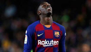 El jugador francés lamenta una falla en la Liga de España