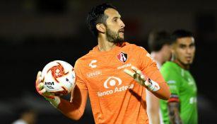 Atlas: Camilo Vargas comentó que el equipo peleará por un lugar en Liguilla