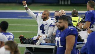 Cowboys: Lesión de Dak Prescott generó múltiples reacciones en redes sociales