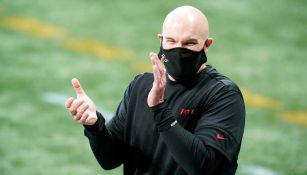 Falcons despidió al coach Dan Quinn y al gerente general Thomas Dimitroff