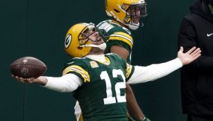 Aaron Rodgers, quarterback de Green Bay