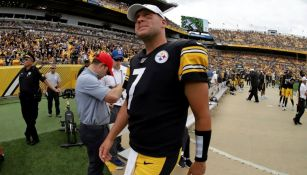 Steelers: Ben Roethlisberger no jugará ante Browns