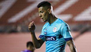 Pachuca: Mauro Quiroga prometió sacrificio y goles con los Tuzos