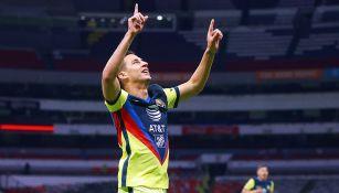 Mauro Lainez: 'Marcar gol con el club más grande de México hizo mi debut aún más bonito'