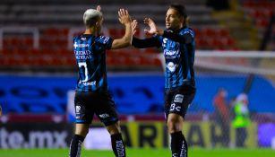 Liga MX: Querétaro rescató el triunfo en los últimos minutos ante Atlas
