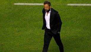 Diego Cocca: 'Estamos avergonzados por la imagen del equipo'