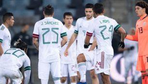 Selección de México en torneo