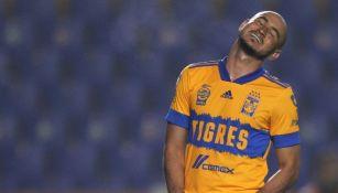 González podría perderse el Mundial de Clubes