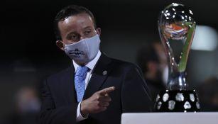Mikel Arriola: 'Vamos a vivir un semestre muy complejo en materia de contagios de los equipos'