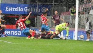 Nacho Ambriz: Huesca hiló tercera derrota consecutiva al caer ante el Lugo