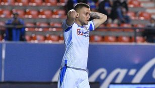 Cruz Azul: Jonathan Rodríguez, en duda para Semifinal de Vuelta de Concachampions
