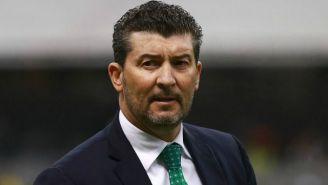 José Manuel de la Torre, durante la J1 del Clausura 2017