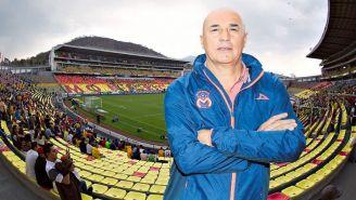 Juan Carlos Vera será homenajeado en el Estadio