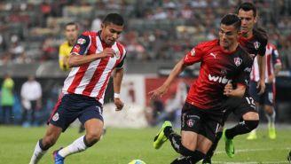 Orbelín disputa el Clásico Tapatío del Clausura 2017