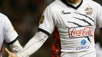 Escoto grita un gol contra Dorados