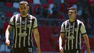 Gallegos y Báez lamentan una derrota durante el Clausura 2017