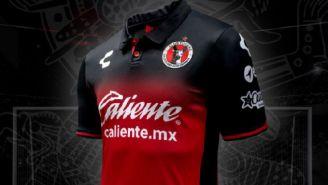 Playera de local de Tijuana para el próximo torneo