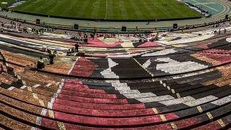 El 'Chivo' Córdoba no puede ser modificado por el mural en su tribuna