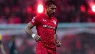Sinha, durante el partido contra el Atlético de Madrid