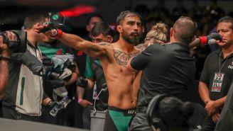 José Quiñonez previo a su pelea en México