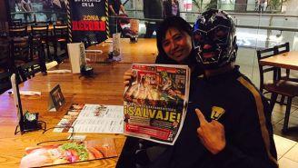 Los fans vivieron la emoción de Triplemania XXV gracias a Chili's y Récord