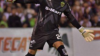 Guillermo Iriarte en un encuentro de Copa MX con los Bravos de Juárez