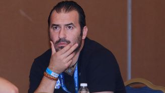 Joaquín Beltrán en el draft