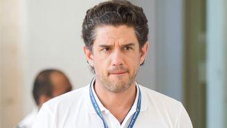 Alejandro Irarragorri en el draft