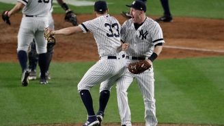 Bird y Frazier estallan en júbilo tras el triunfo