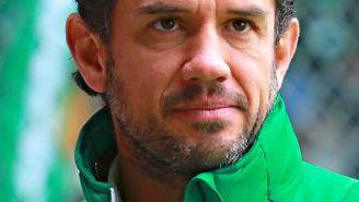 Alejandro Irarragorri, durante un juego de Santos