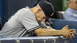 Joe Girardi lamenta derrota de Yankees