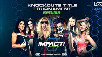 Todas las participantes del torneo de Knockouts