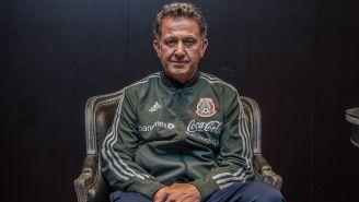 Osorio posa en una foto para la lente de RÉCORD