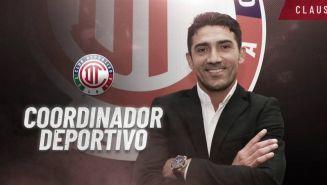 Antonio Sinha es presentado como coordinador deportivo