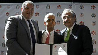 México-EU y Canadá, presentan candidatura para Mundial